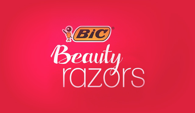 BIC Beauty borotva logó
